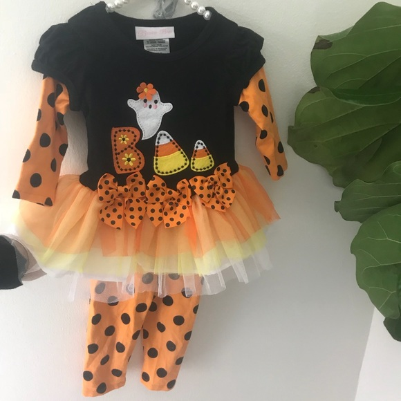 4aeea315d278c Bonnie Baby Matching Sets | Halloween Tutu Outfit | Poshmark